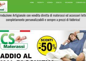 CS Materassi – Cazzano S. Andrea