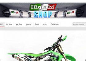 Higashi Marmitte Moto Cross Leffe